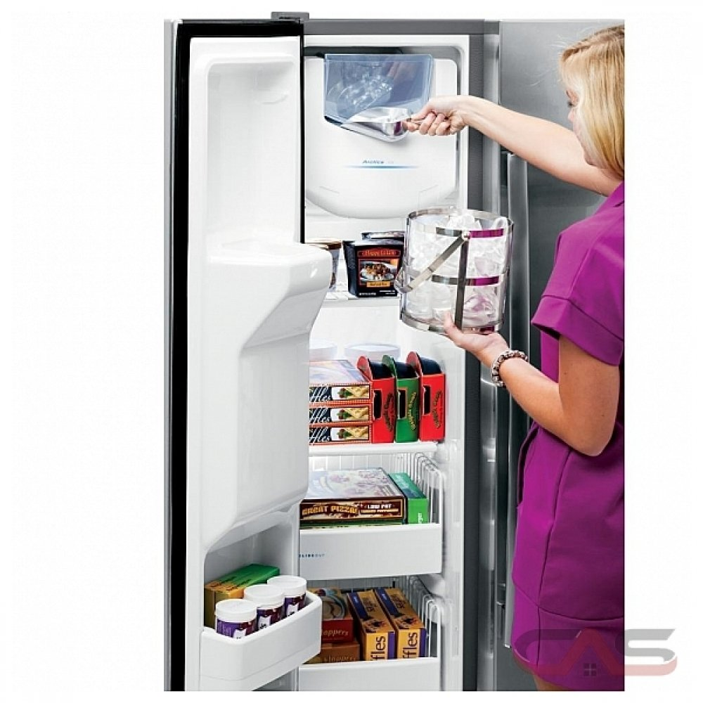 pse25kshss ge profile refrigerator canada - best price  reviews and specs