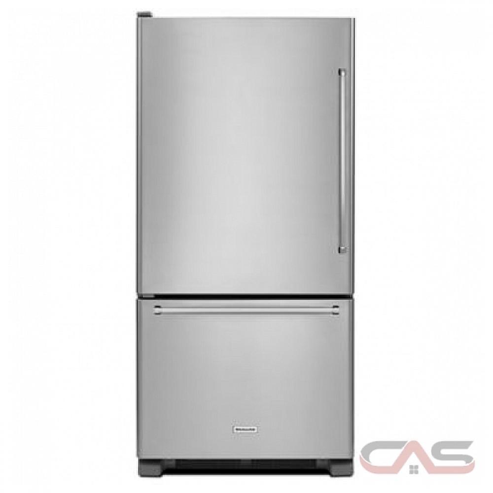 Krbl102ess Kitchenaid Refrigerator Canada Best Price