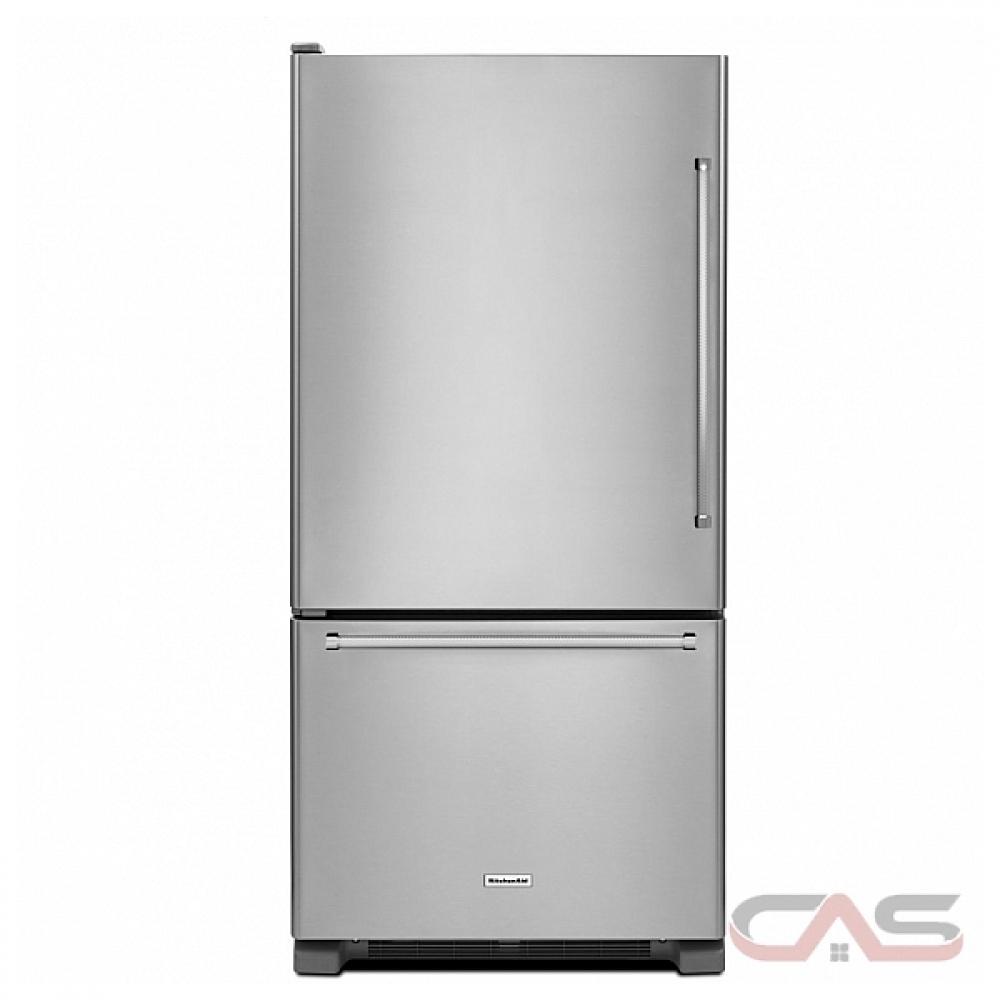 Krbl109ess Kitchenaid Refrigerator Canada Best Price