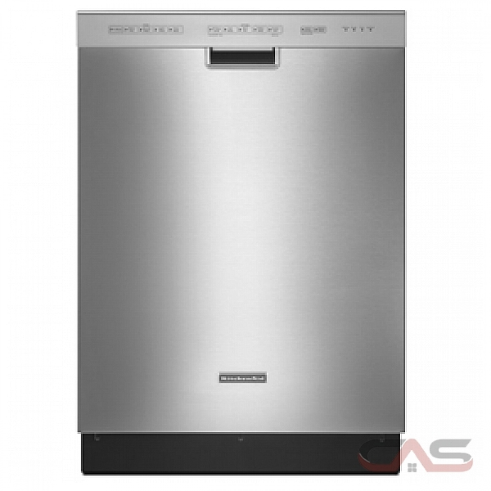 Kitchenaid Whisper Quiet Dishwasher: KUDE20IXSS KitchenAid Dishwasher Canada