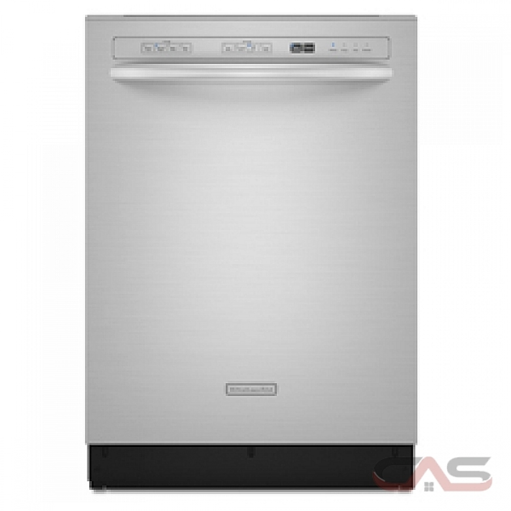 Kitchenaid Whisper Quiet Dishwasher: KUDK03CTSS KitchenAid Dishwasher Canada