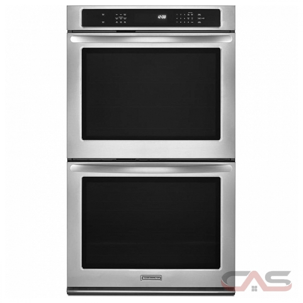 Kebs279bbl Kitchenaid Wall Oven Canada Best Price