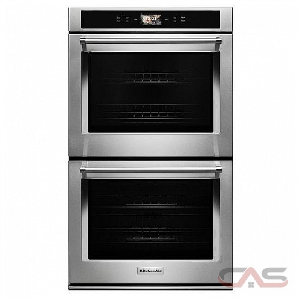 Kode900hss Kitchenaid Wall Oven Canada Best Price
