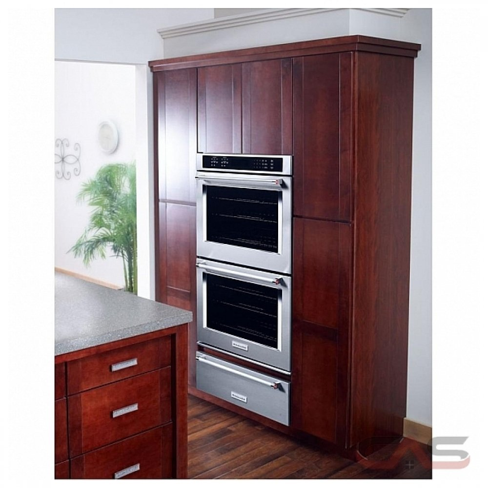 Kowt100ess Kitchenaid Wall Oven Canada Best Price