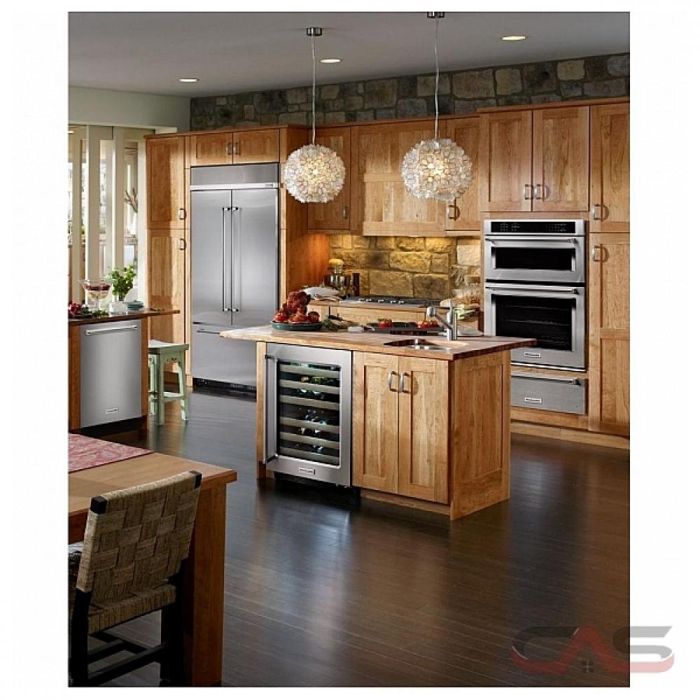 Kowt100ess Kitchenaid Wall Oven Canada Best Price