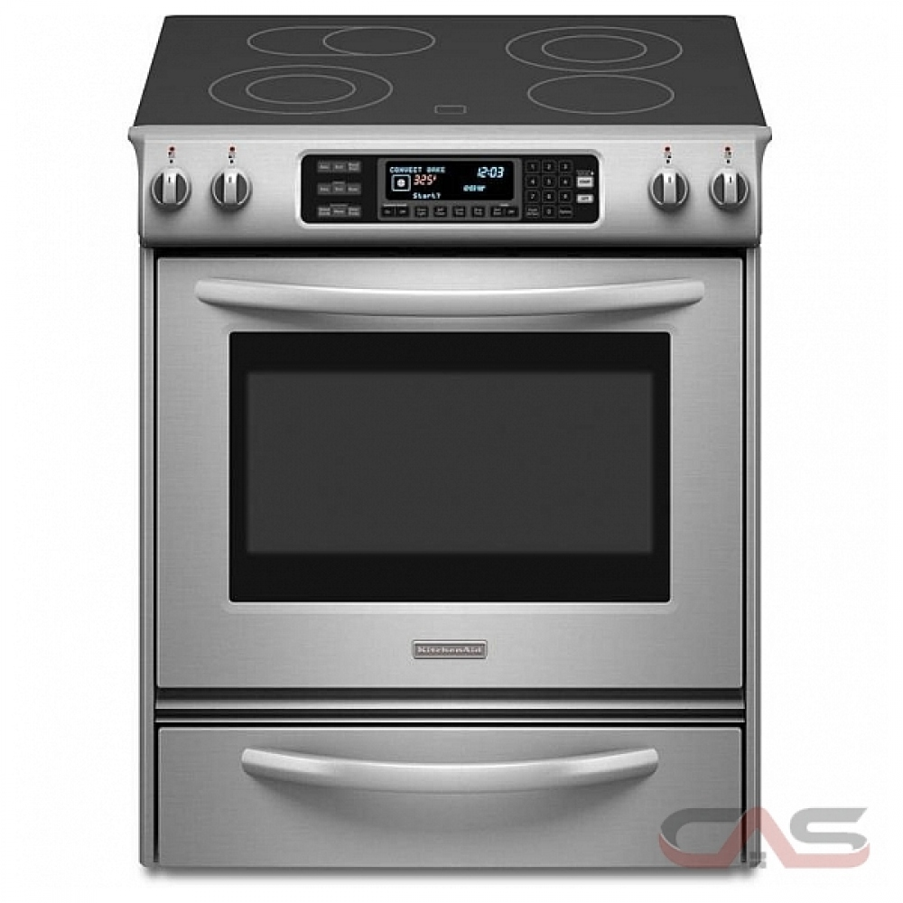 YKESS907SS KitchenAid Range Canada - Best Price, Reviews and