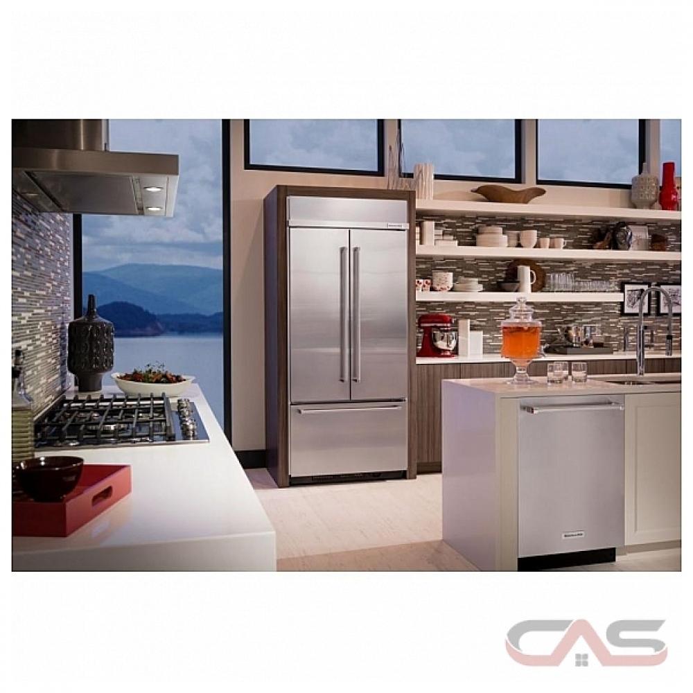 Kbfn506epa Kitchenaid Refrigerator Canada Best Price