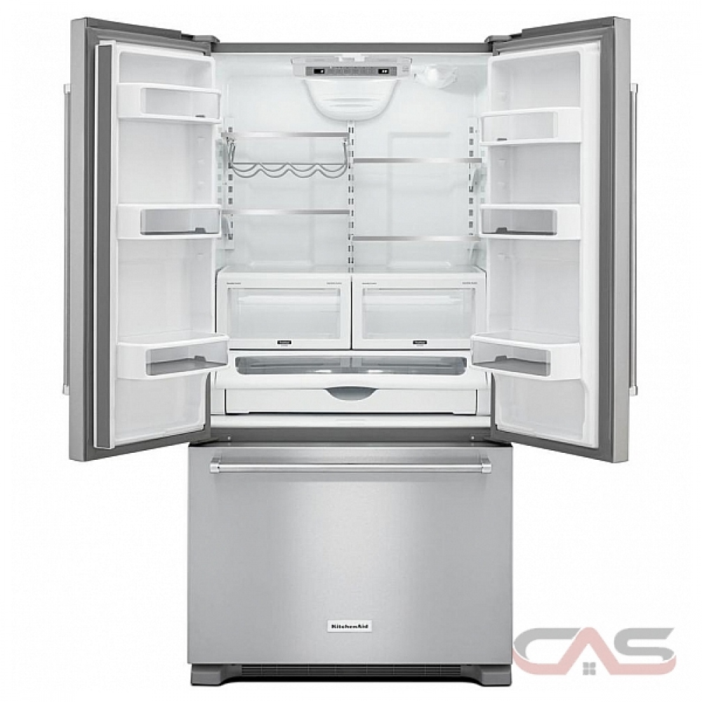 Krfc302ess Kitchenaid Refrigerator Canada Best Price