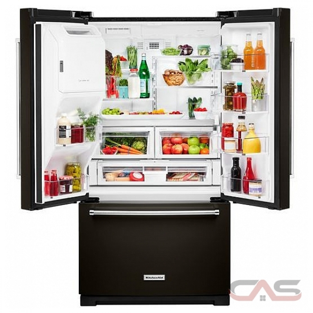 Krff507hbs Kitchenaid Refrigerator Canada Best Price