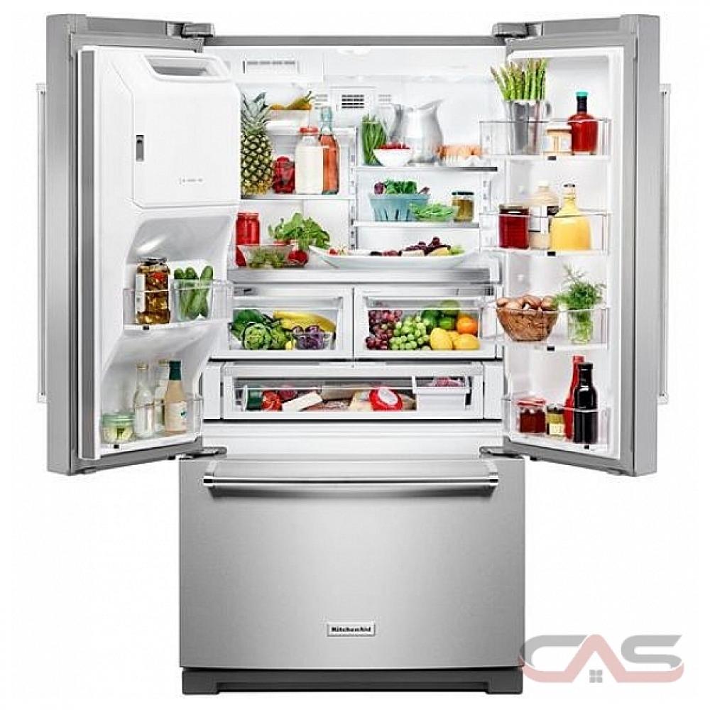 krff507hps kitchenaid refrigerator canada - best price