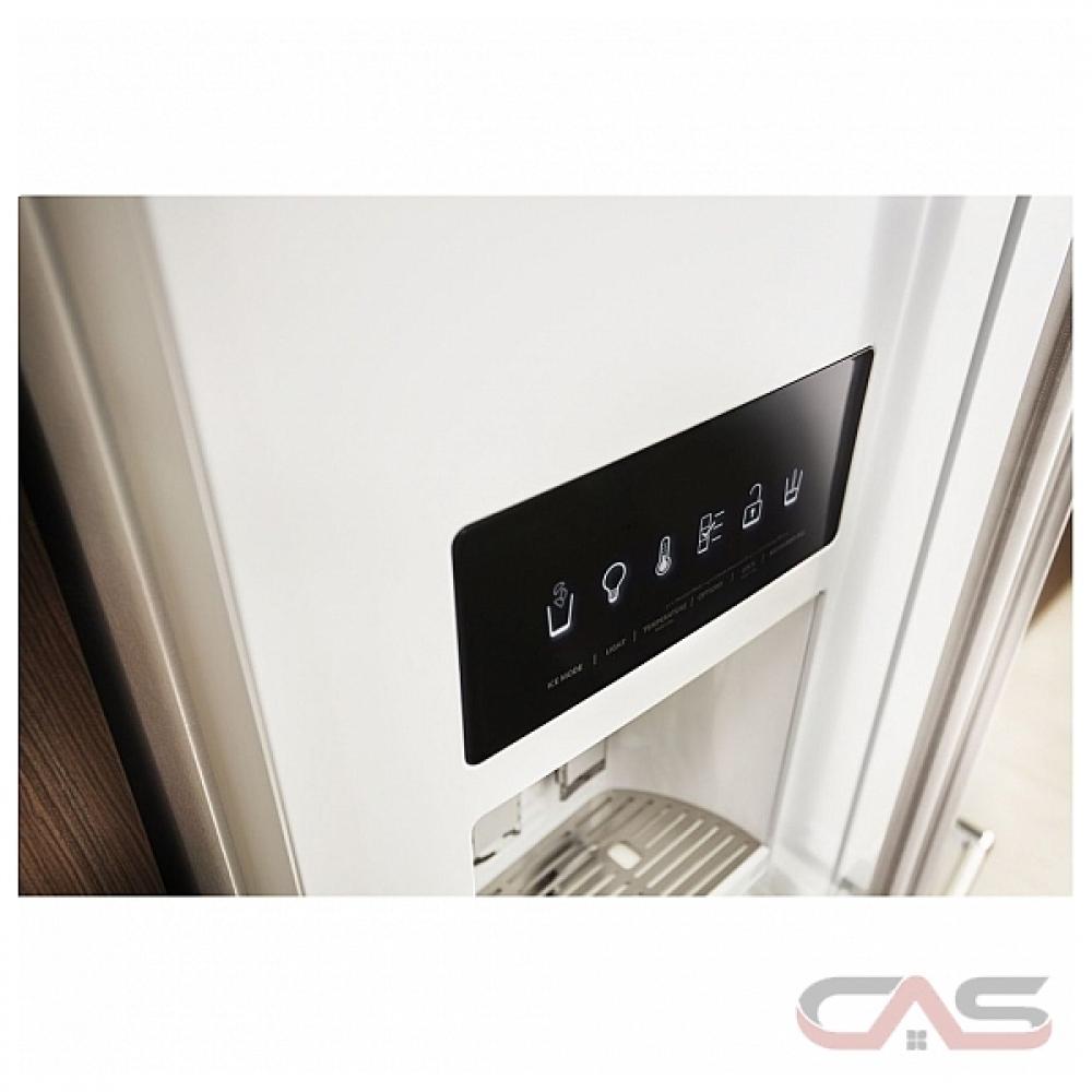 Krff507hwh Kitchenaid Refrigerator Canada Best Price