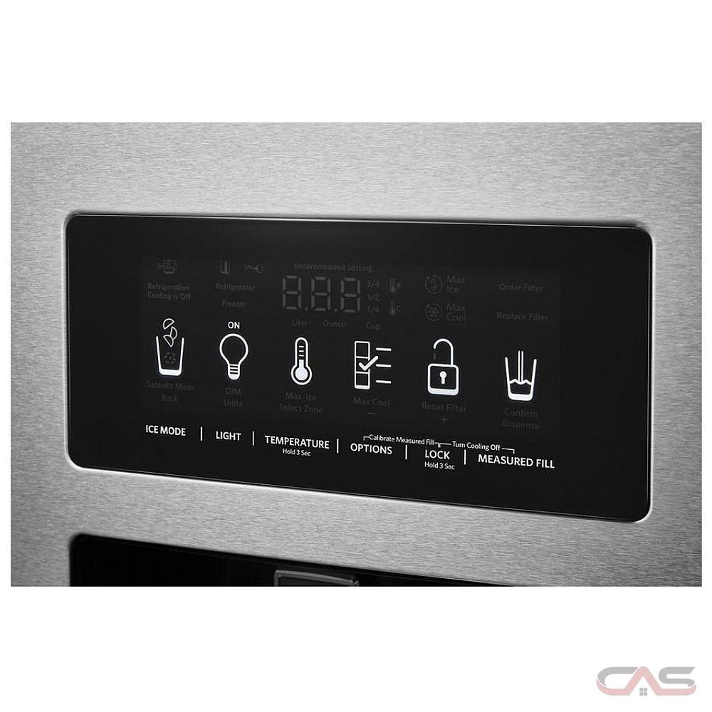 Krsc700hps Kitchenaid Refrigerator Canada Best Price
