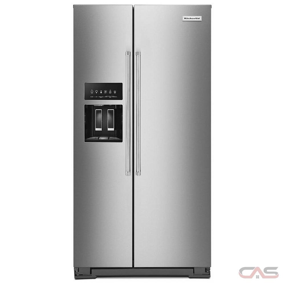 krsc703hps kitchenaid refrigerator canada - best price