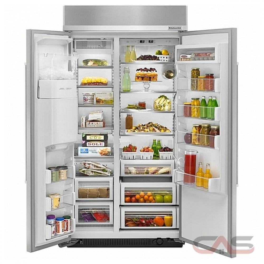 Kbsd602ess Kitchenaid Refrigerator Canada Best Price
