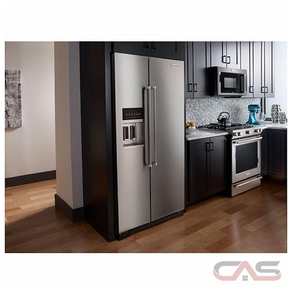 Krsc503ess Kitchenaid Refrigerator Canada Best Price