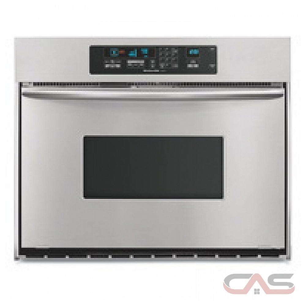 Kebc167mss Kitchenaid Wall Oven Canada Best Price