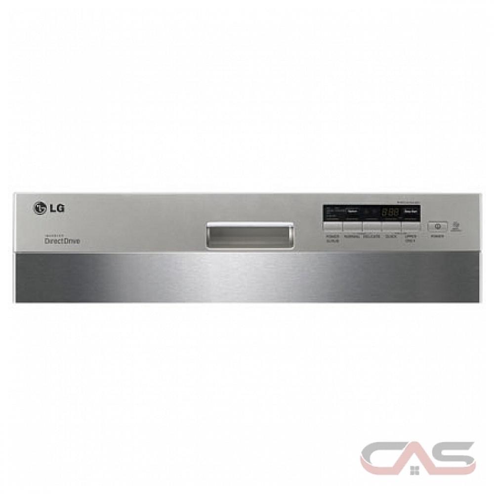 LDS5040ST Lave-vaisselle LG Canada - Meilleur prix et