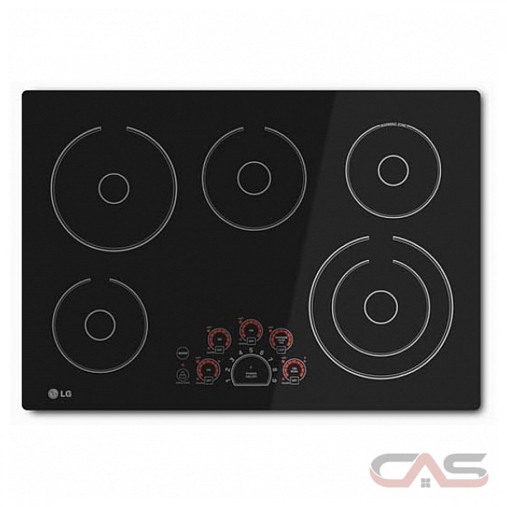 Lce3010sb Lg Cooktop Canada Best Price Reviews And Specs