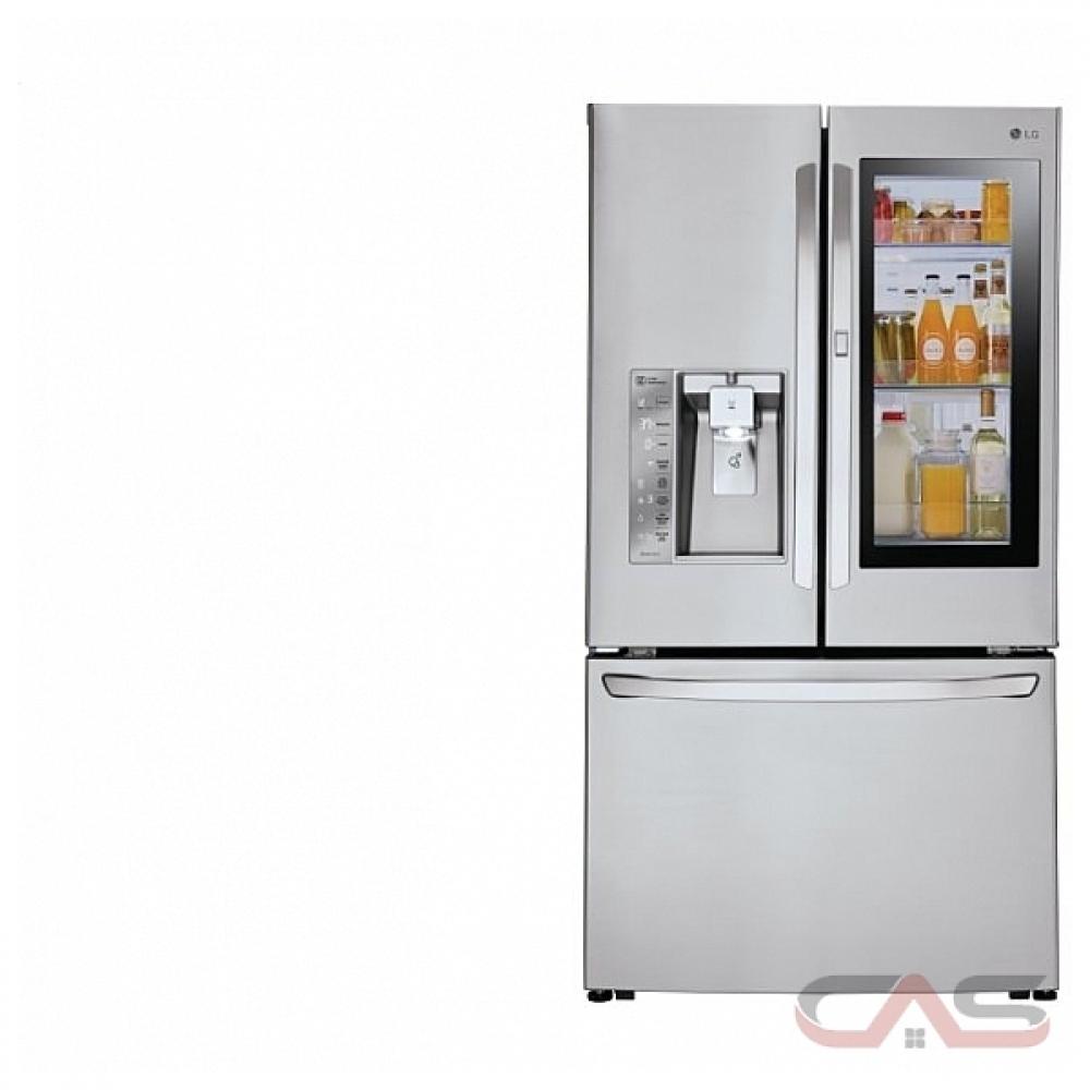 Lfxc24796s Lg Refrigerator Canada Best Price Reviews