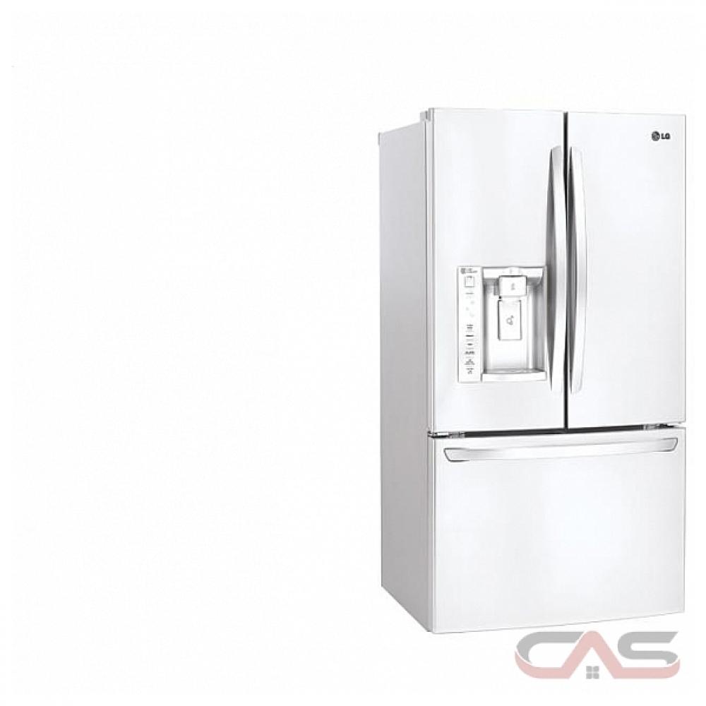 Lfxs24623w Lg Refrigerator Canada Best Price Reviews