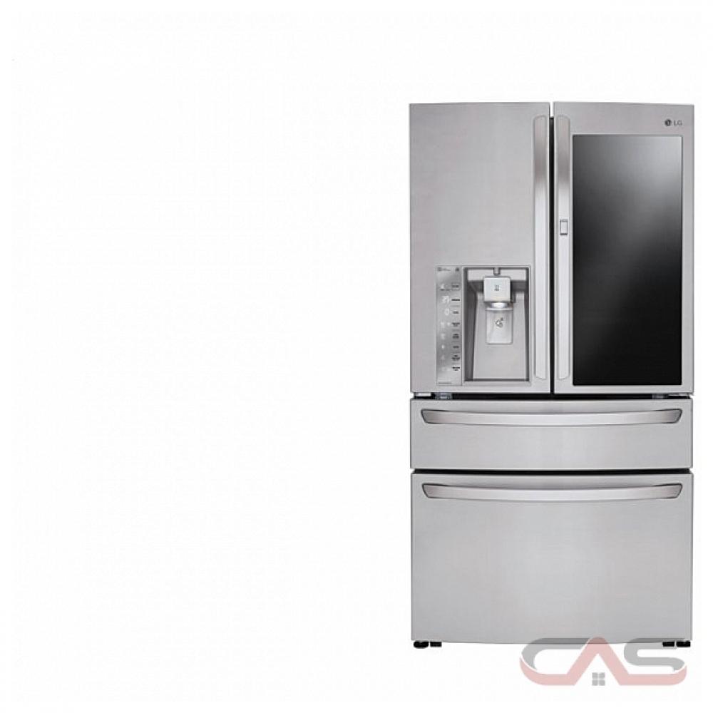 LMXC23796S LG Refrigerator Canada