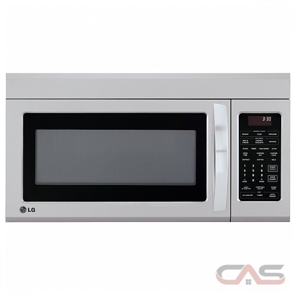 Lmv1852st Lg Microwave Canada Best Price Reviews And