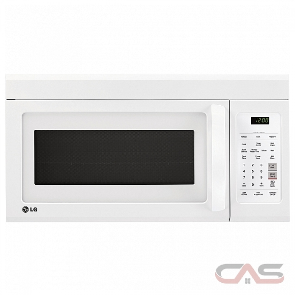 Lmv1852sw Lg Microwave Canada Best Price Reviews And