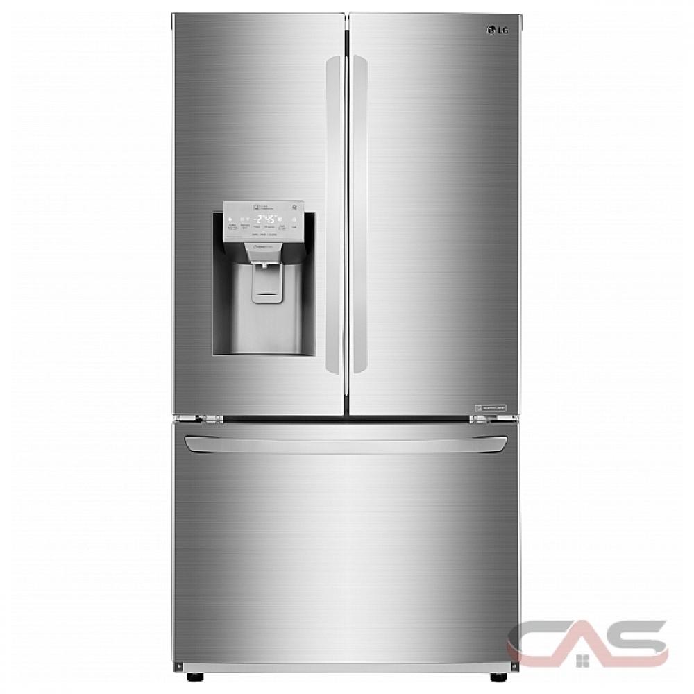 Lfxc22526s Lg Refrigerator Canada Best Price Reviews