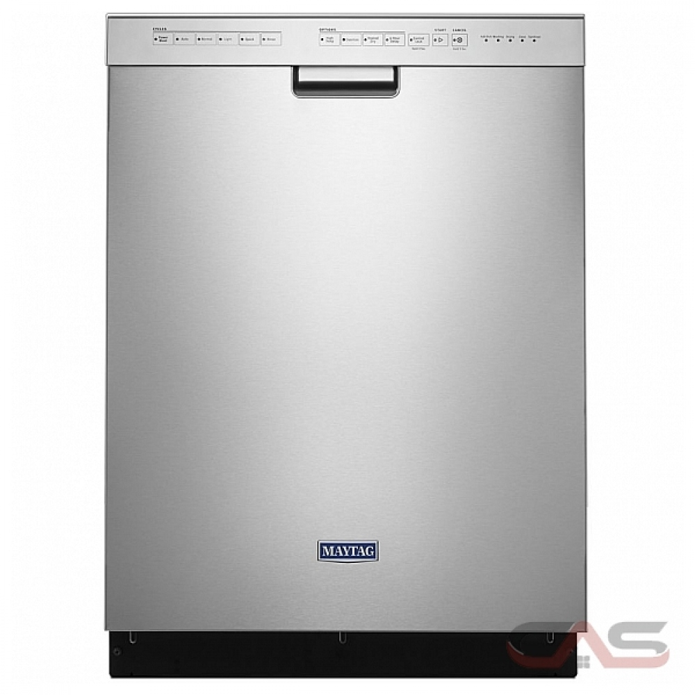 Maytag Mdb5969sdh 24 In 50 Decibel Built In Dishwasher: MDB4949SHZ Maytag Dishwasher Canada