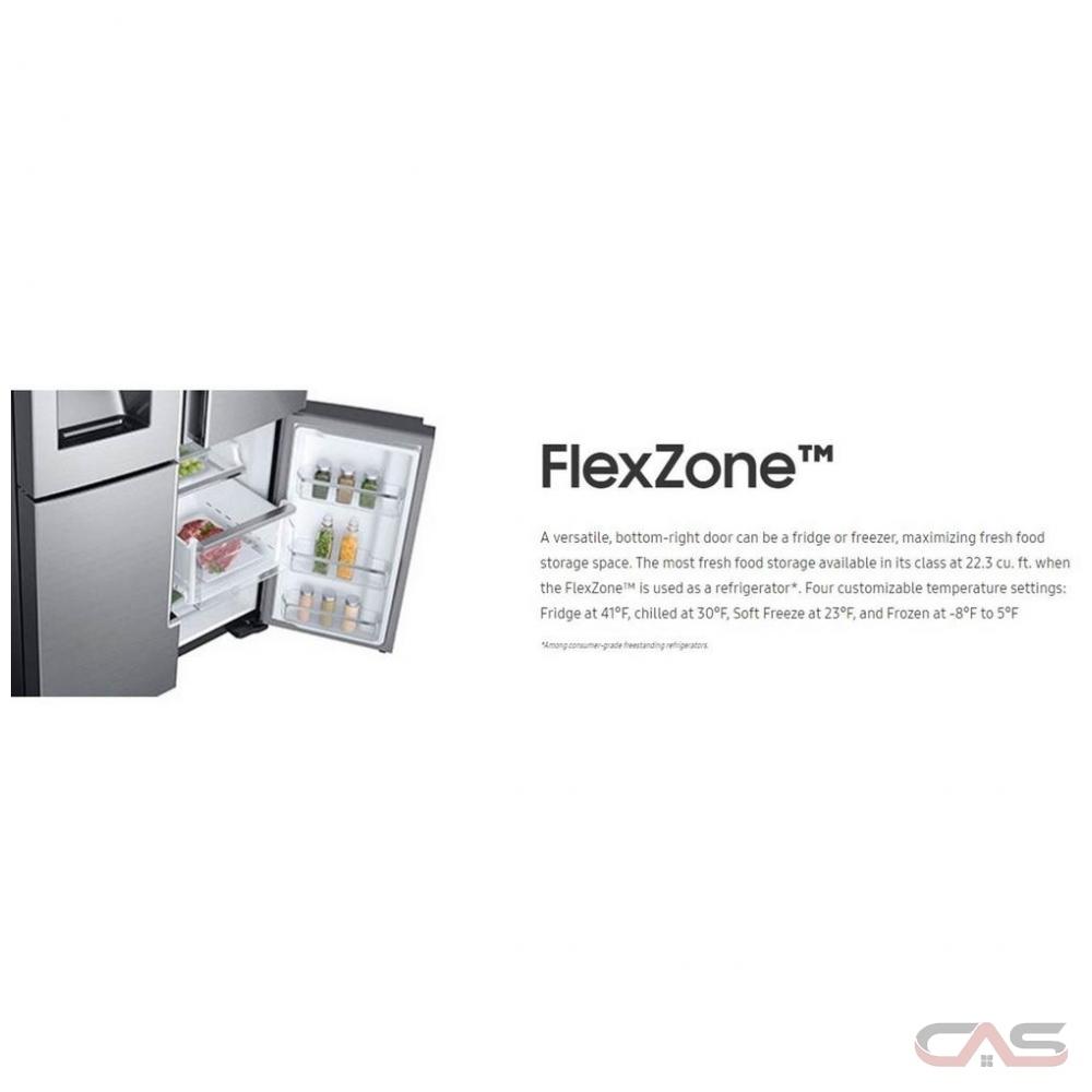 RF28K9070SR Samsung Refrigerator Canada - Best Price
