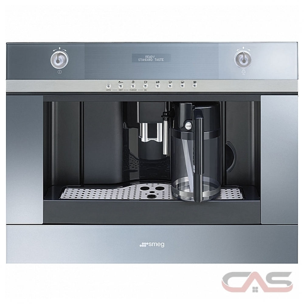 Cmscu451s Smeg Coffee Maker Canada Best Price Reviews And Specs