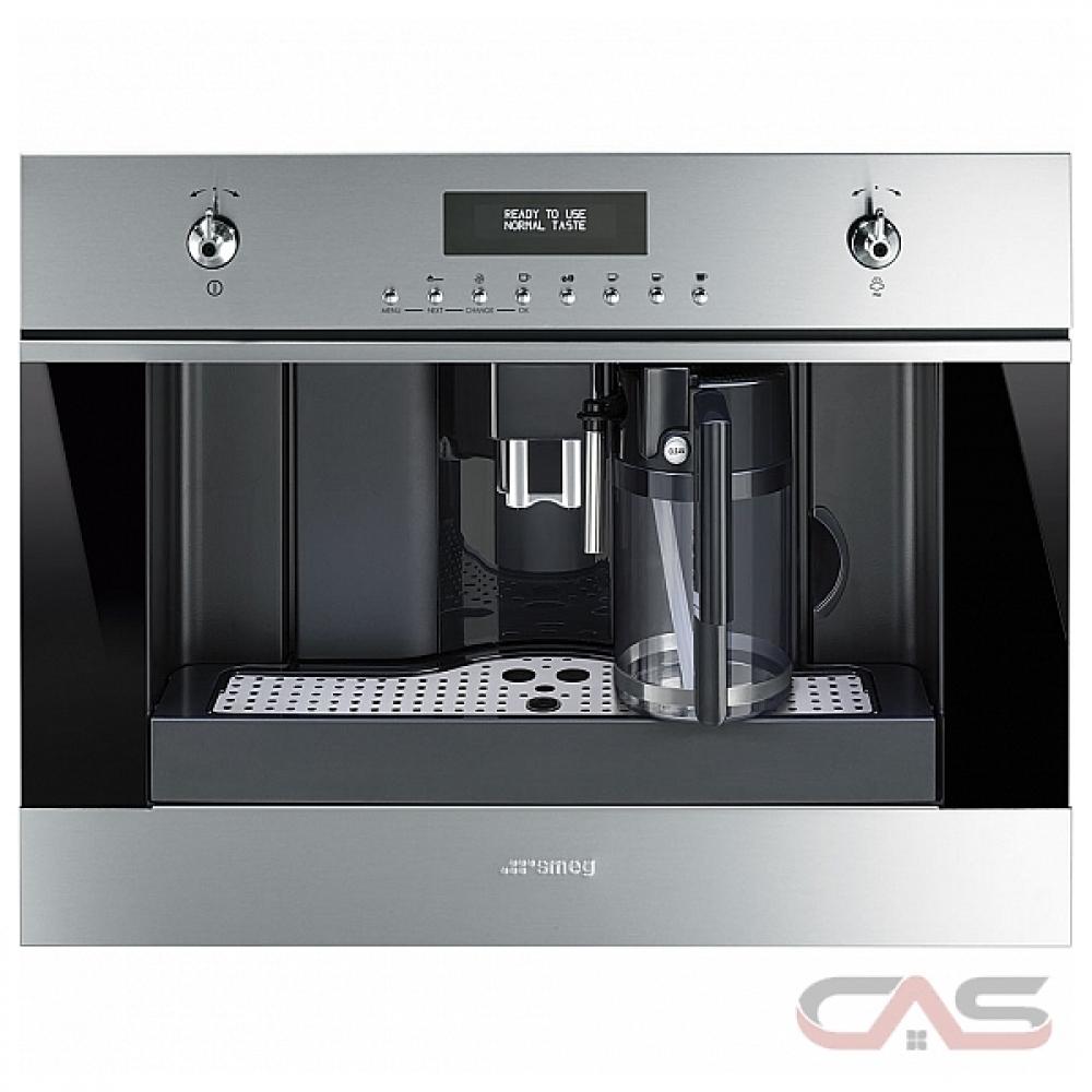Cmsu6451x Smeg Coffee Maker Canada Best Price Reviews And Specs