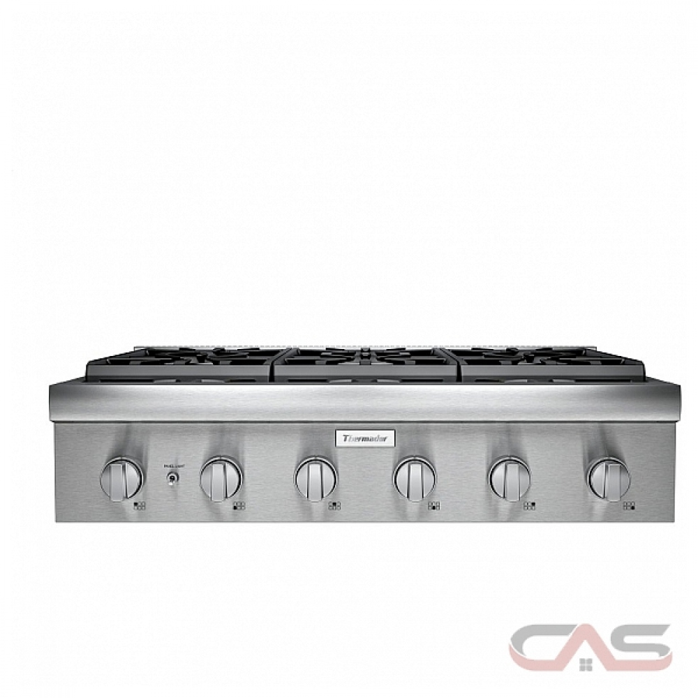Gas Prices Laval >> PCG366W Thermador Cooktop Canada - Best Price, Reviews and ...