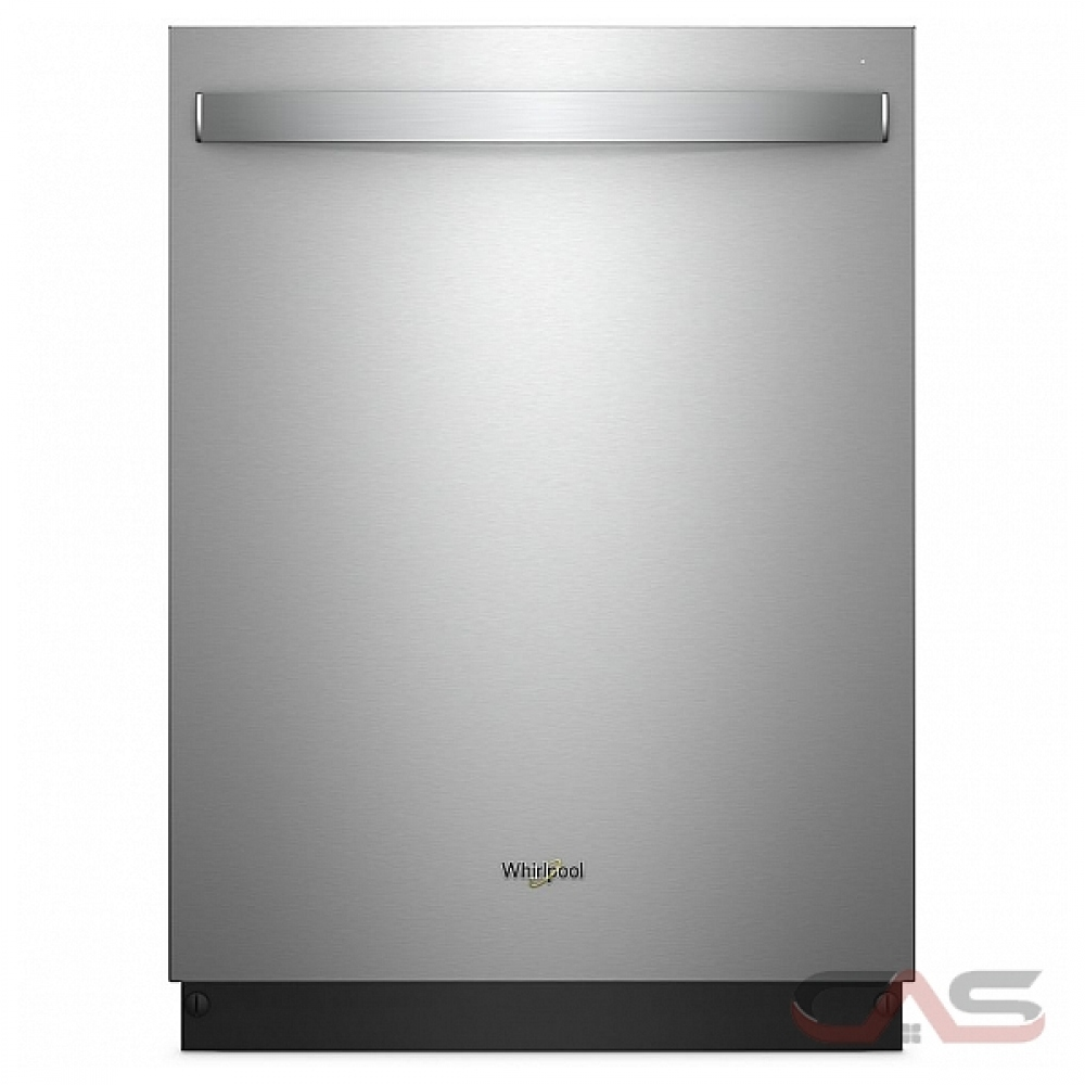 Wdt730pahz whirlpool dishwasher canada best price - Portable dishwasher stainless steel exterior ...