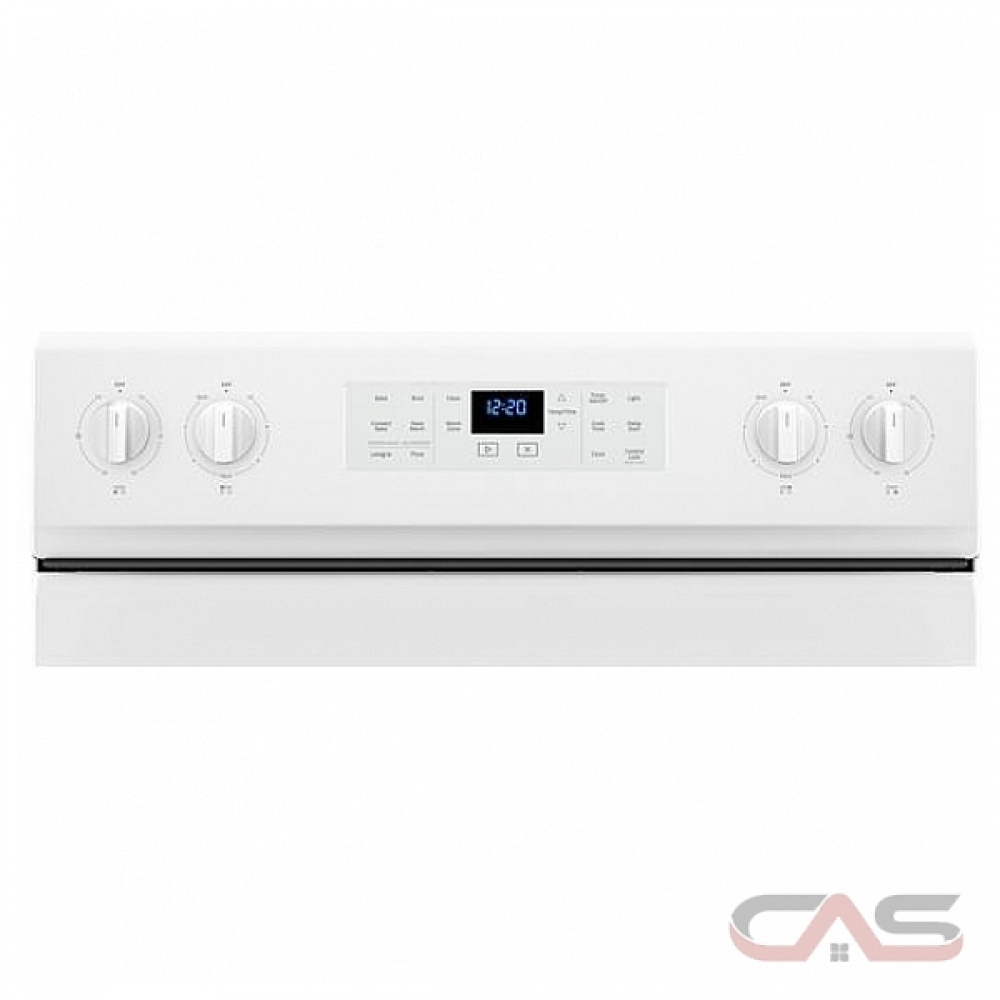 YWFE550S0HW Whirlpool Range Canada - Best Price, Reviews and