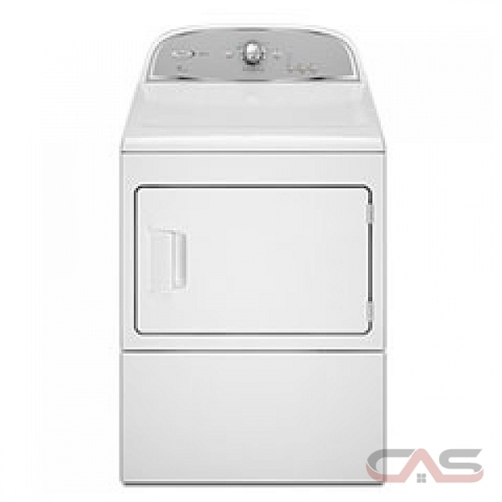 YWED5500XW Whirlpool Dryer Canada - Best Price, Reviews and