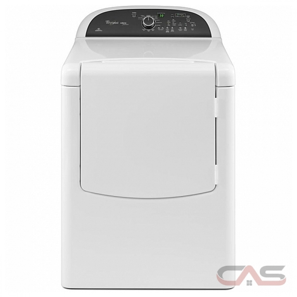 YWED8000BW Whirlpool Dryer Canada - Best Price, Reviews and