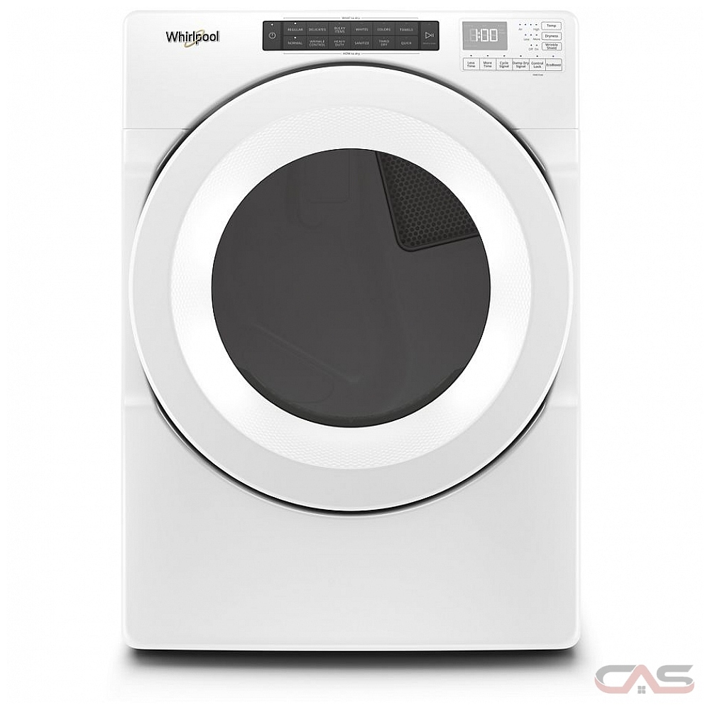 Wgd560lhw Whirlpool Dryer Canada Best Price Reviews And