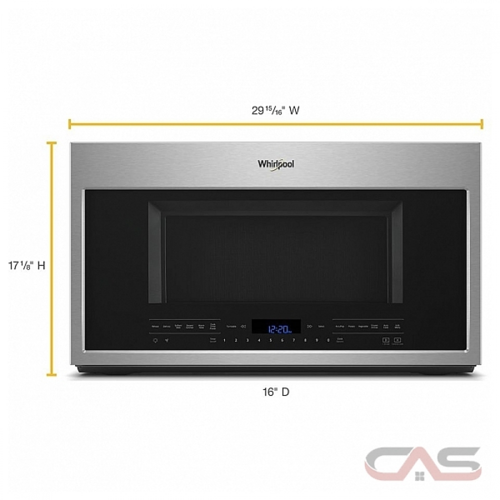 Ywmh75021hz Whirlpool Microwave Canada Best Price