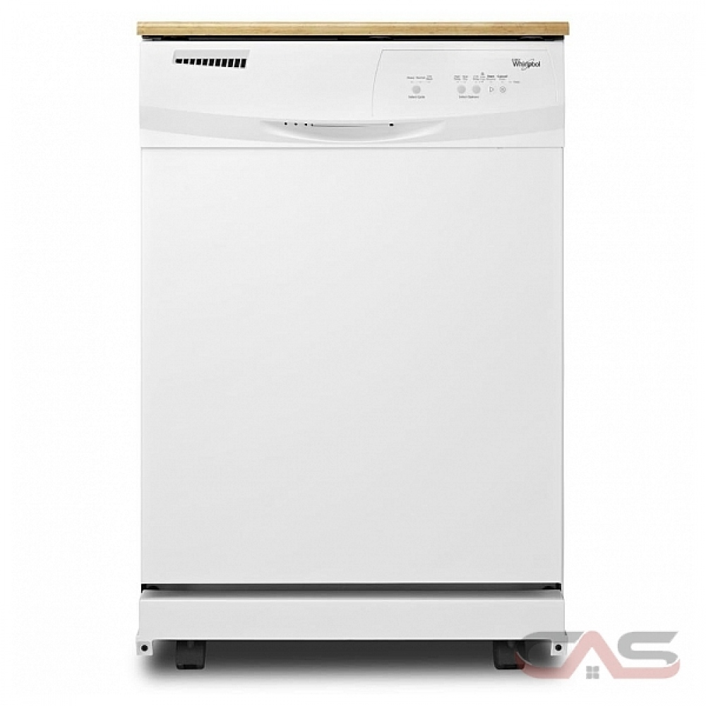 Wdp350paaw Whirlpool Dishwasher Canada Best Price