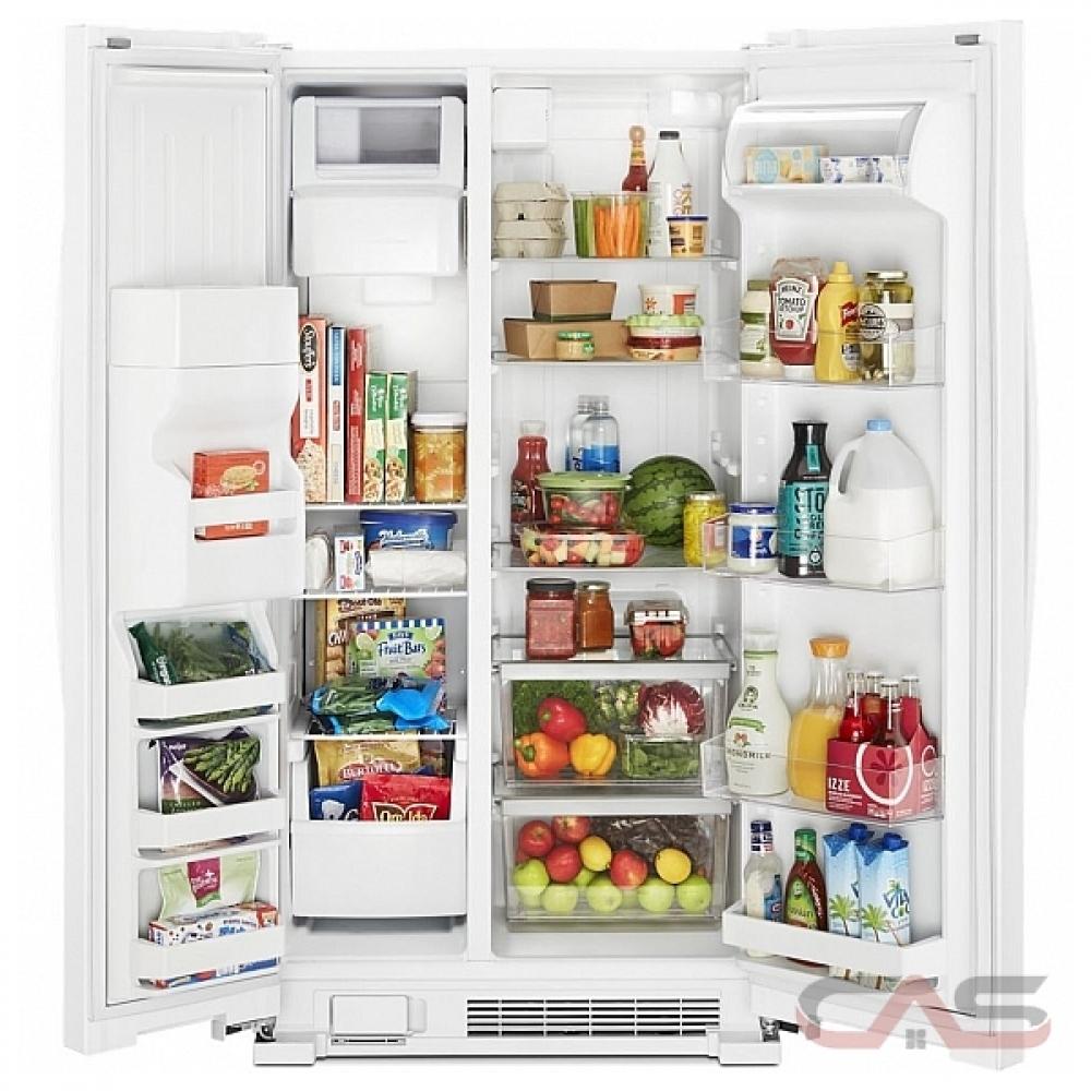 Wrs331sdhw Whirlpool Refrigerator Canada Best Price