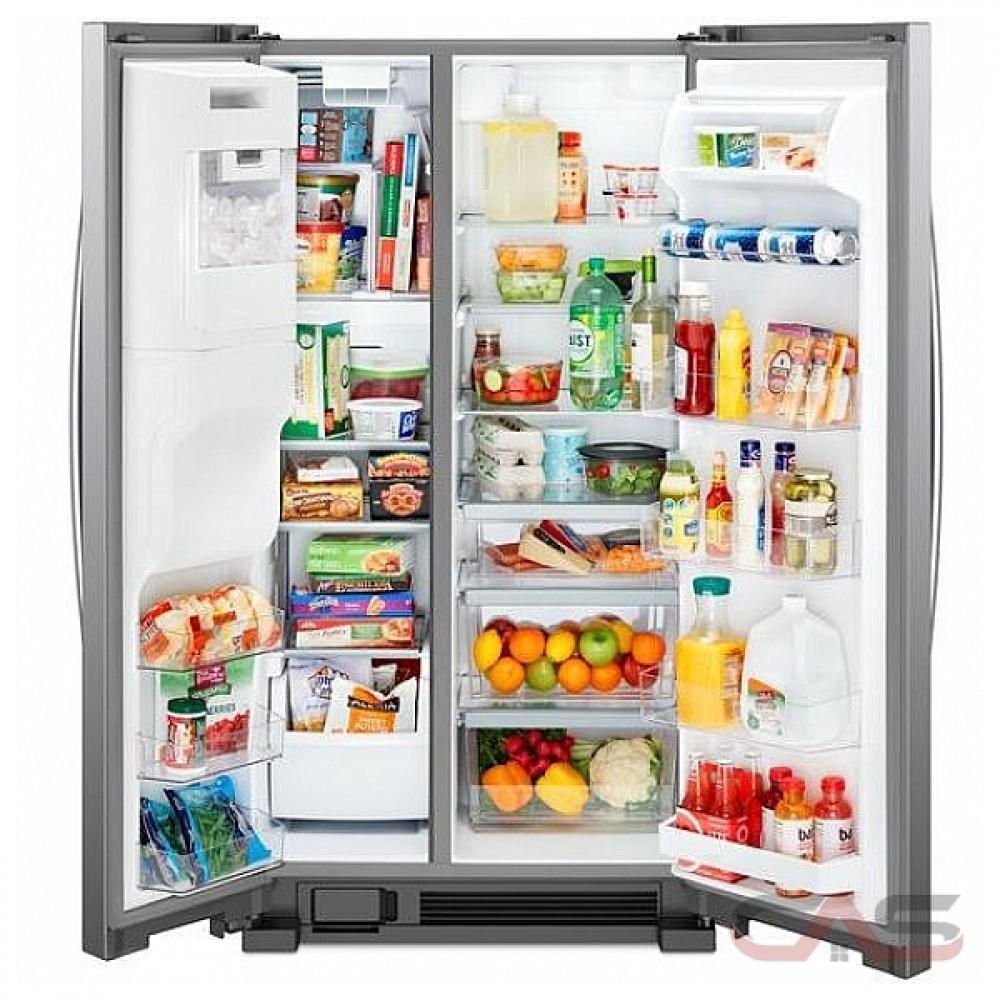Wrs555sihz Whirlpool Refrigerator Canada Best Price