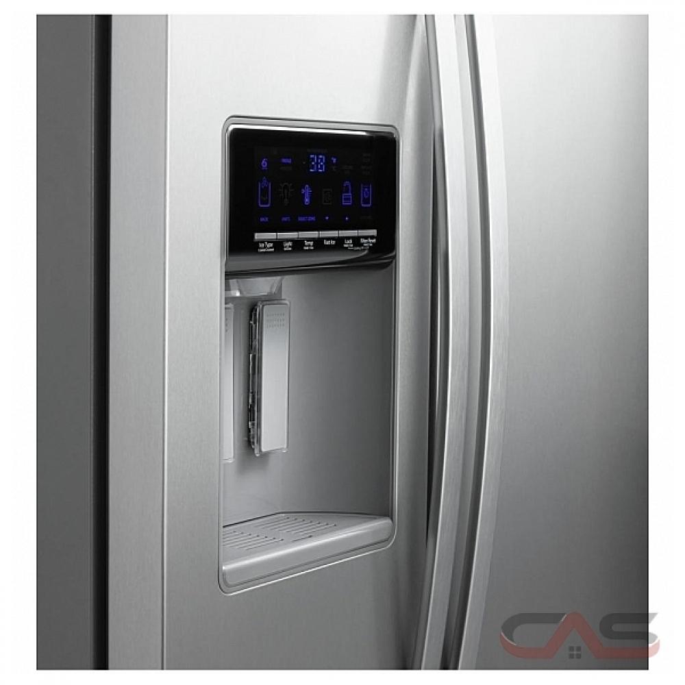 Wrs586fieh Whirlpool Refrigerator Canada Best Price