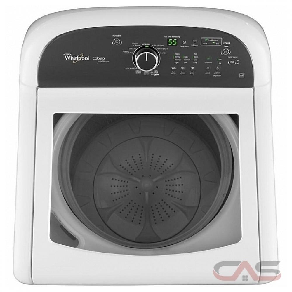 Wtw8100bw Whirlpool Washer Canada Best Price Reviews