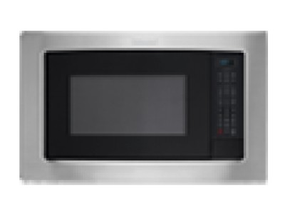 Electrolux EI24MO45IB Built In Microwave, 24 in, 2.0 cu.ft, with IQ-Touch Controls, 1100 watts, 11 Power Levels, 33 Touch-Pad Controls, 6 Auto Defrost Options