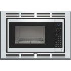 Thermador MCES Built-in Microwave Oven 1.5 cu. ft.with 1400 Third Element Convection Cooking Watts, Sensor Cooking/Reheat, 10 Power Levels and Touch Controls