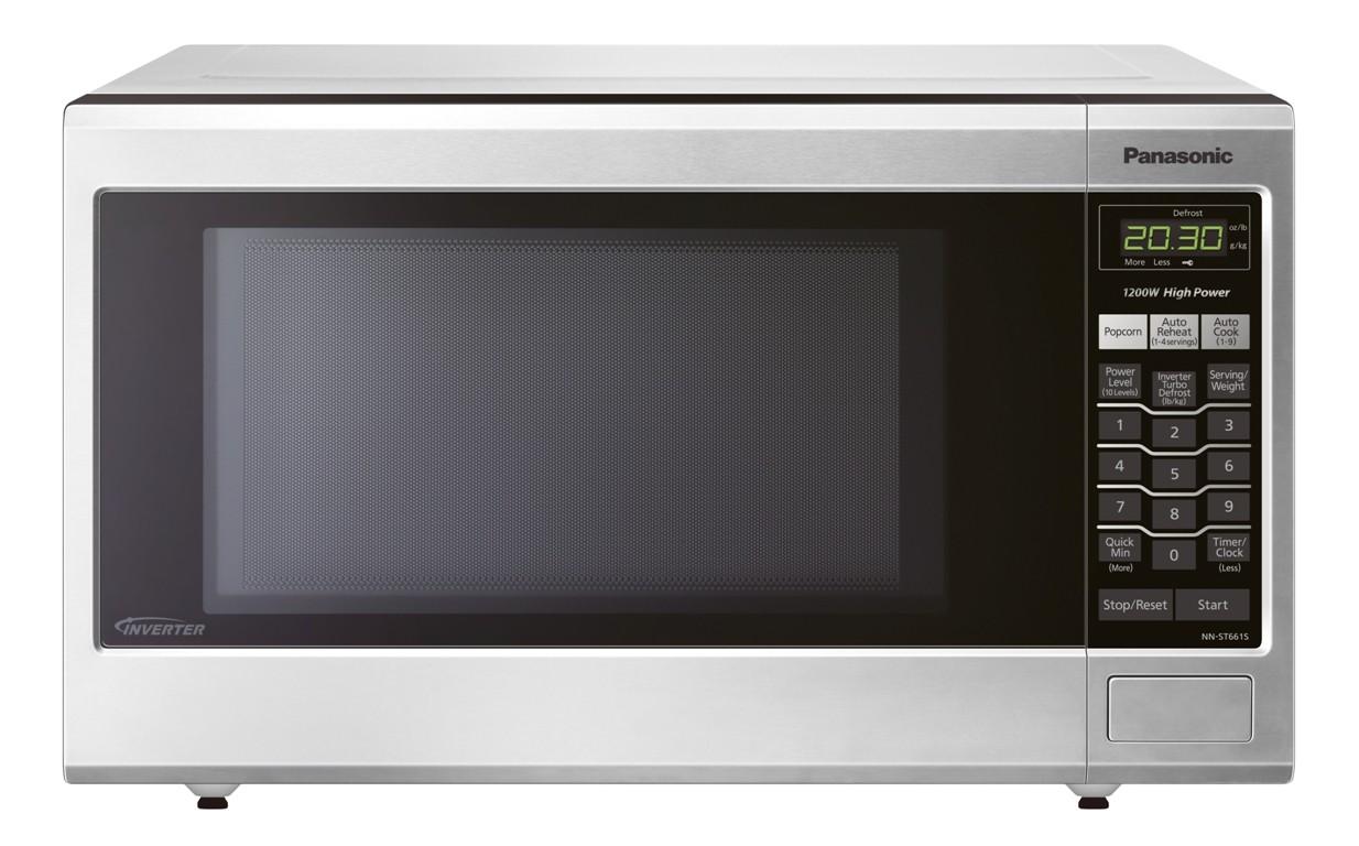 Panasonic Nnst661s Microwave Canada Best Price Reviews