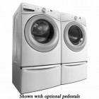 Amana NFW5800DW  4.8 Front Load Washer <br>Amana YNED5800DW 7.4 Electric Dryer