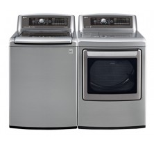 LG WT5680HVA 6.1 Cu Ft Top Load Washer<br>