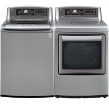 LG WT5680HVA 6.1 Cu Ft Top Load Washer <br>